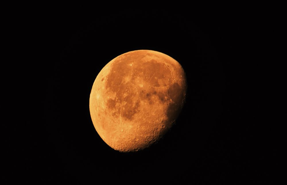Photo in Astrophotography #moon #nature #the moon