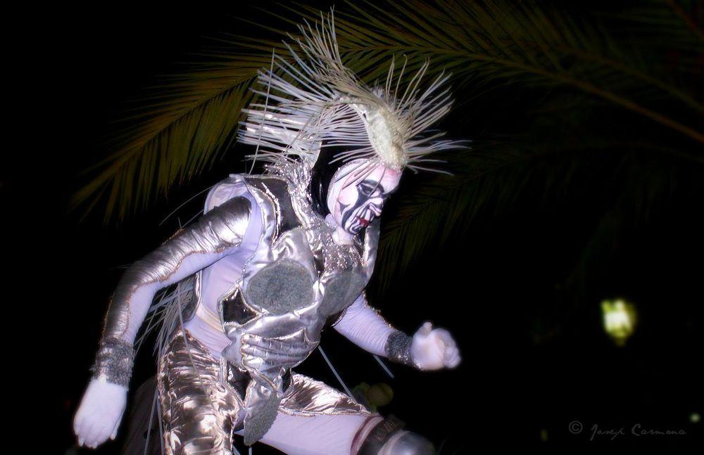 Photo in Abstract #man show #entertainment #costa brava