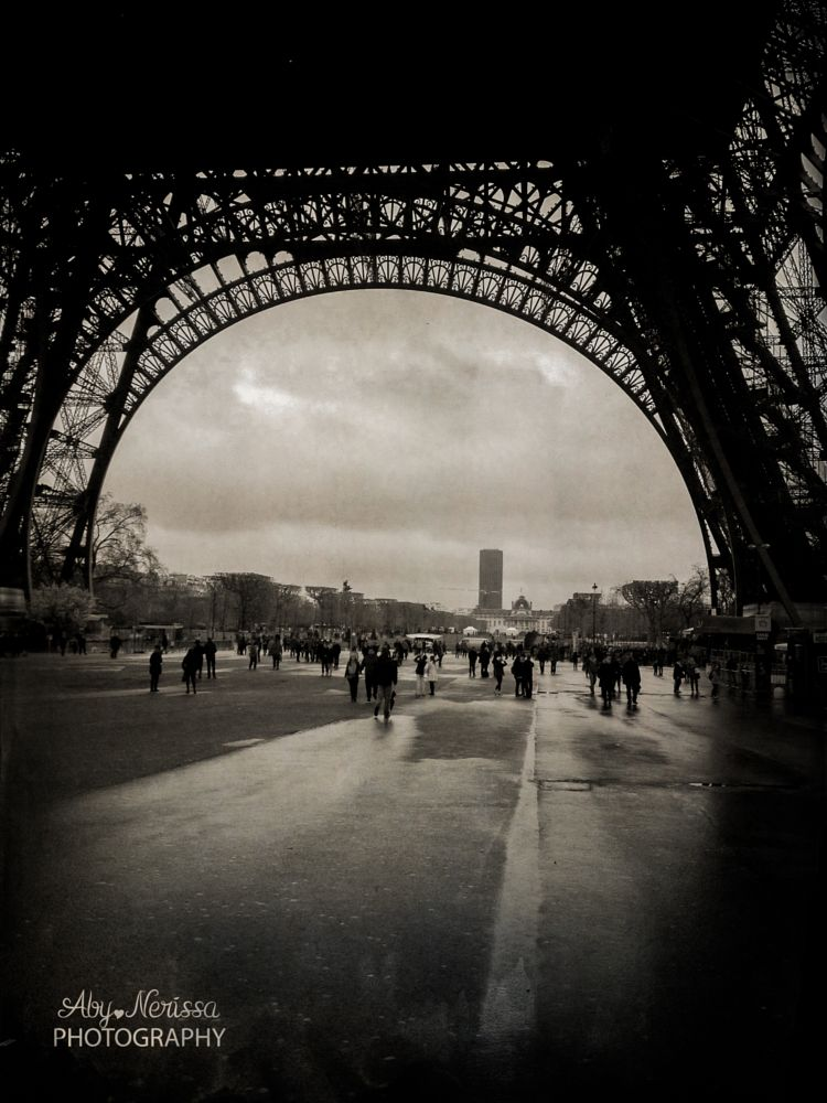 Photo in Travel #paris #eiffel tower