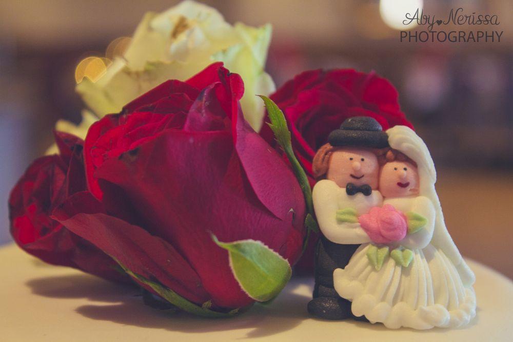 Photo in Wedding #wedding #cake topper