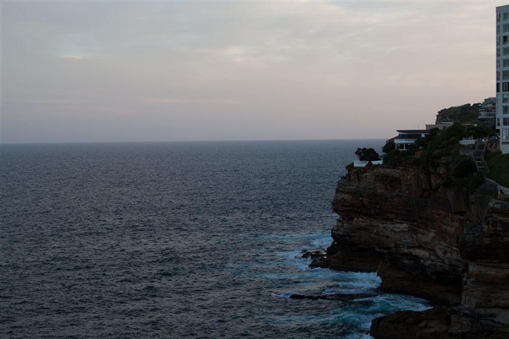 Photo in Random #sydney #cliff