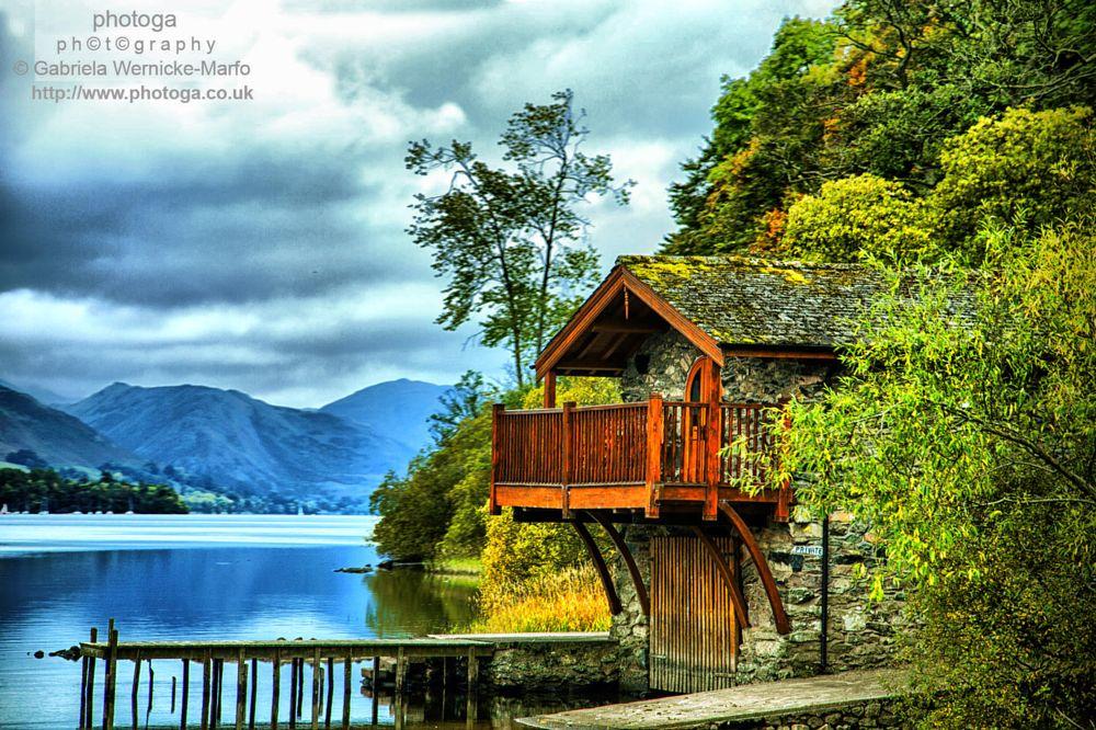 Photo in HDRI #lakedistrict #nature #landscape #canon #photogaphotography #engalnd #water