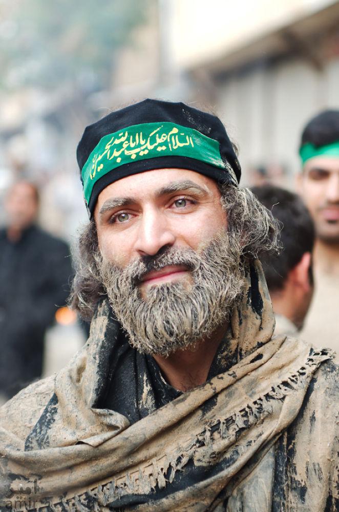 Photo in Portrait #ashura #lorestan #koramabad #iran #emam #man #soil #mourning #elegy