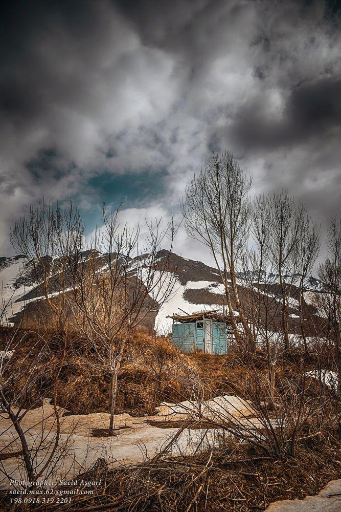 Photo in Landscape #iran #hamedan #nikon #cottage #saeid asgari #nature