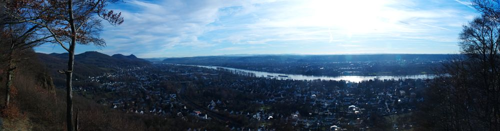 Photo in Landscape #7mountains #siebengebirge #rhein #rhine #bad godesberg #bonn