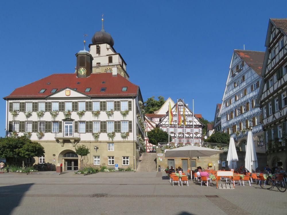 Photo in Cityscape #marktplatz #kirche