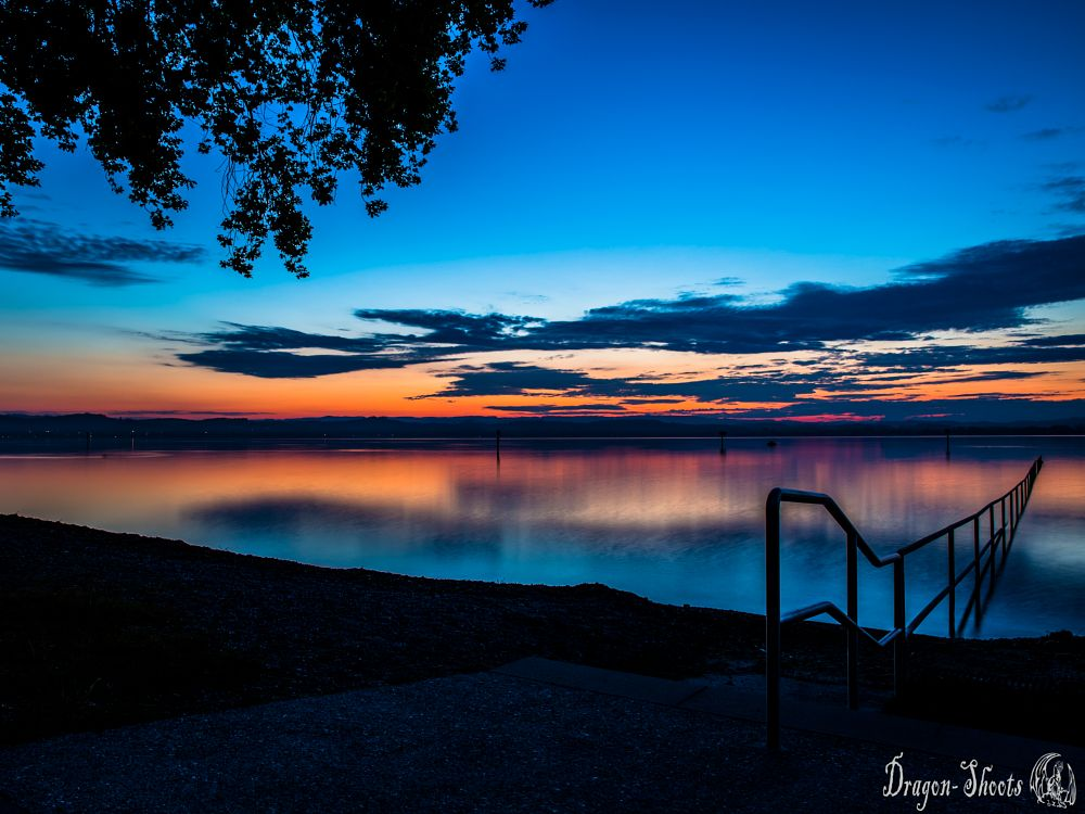 Photo in Landscape #lake of constance #morning