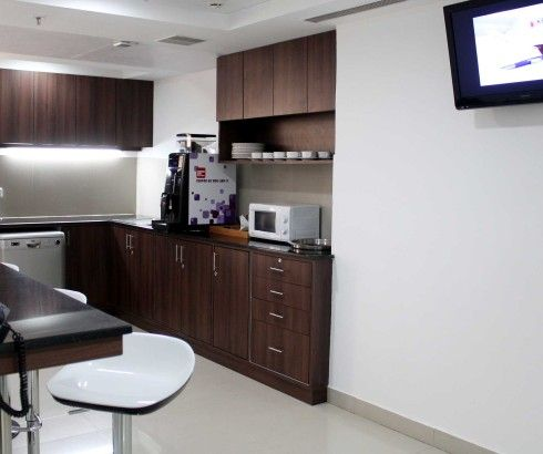Photo in Publicity #office space in hyderabad #office work space