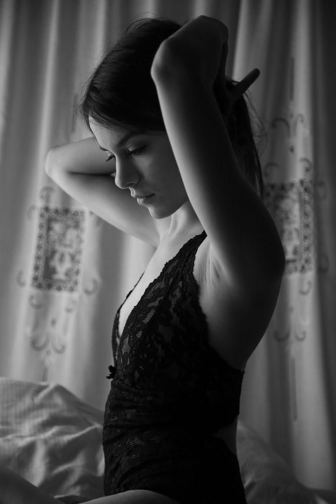 Photo in Portrait #glamour #boudoir #portrait