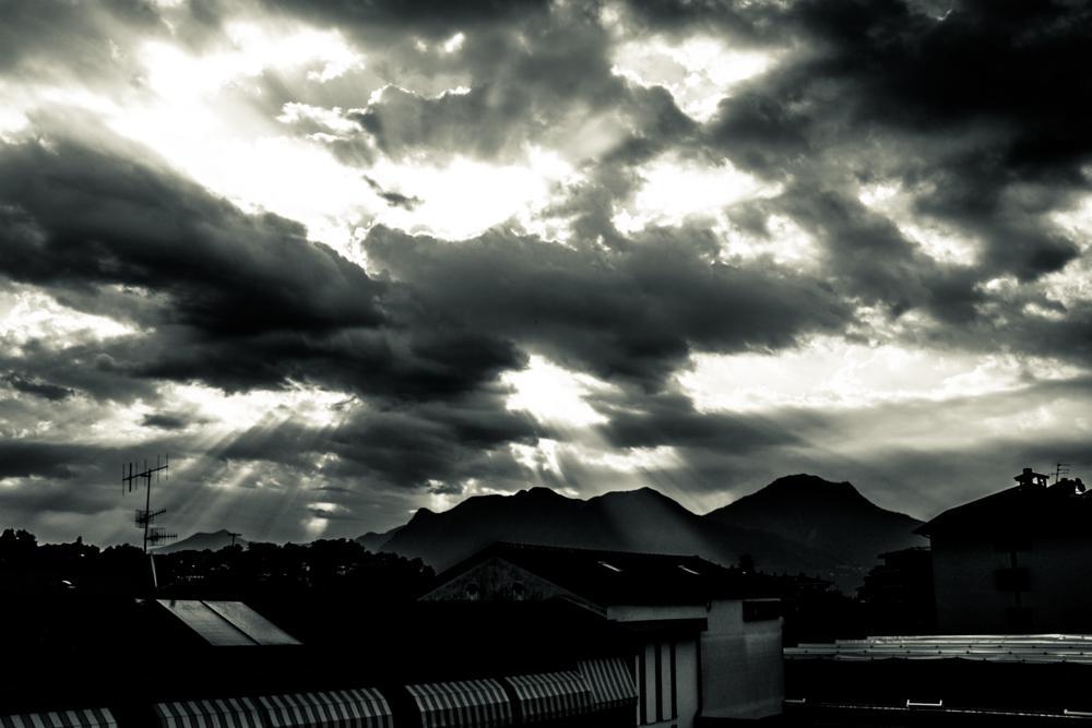 Photo in Black and White #canon #landscape