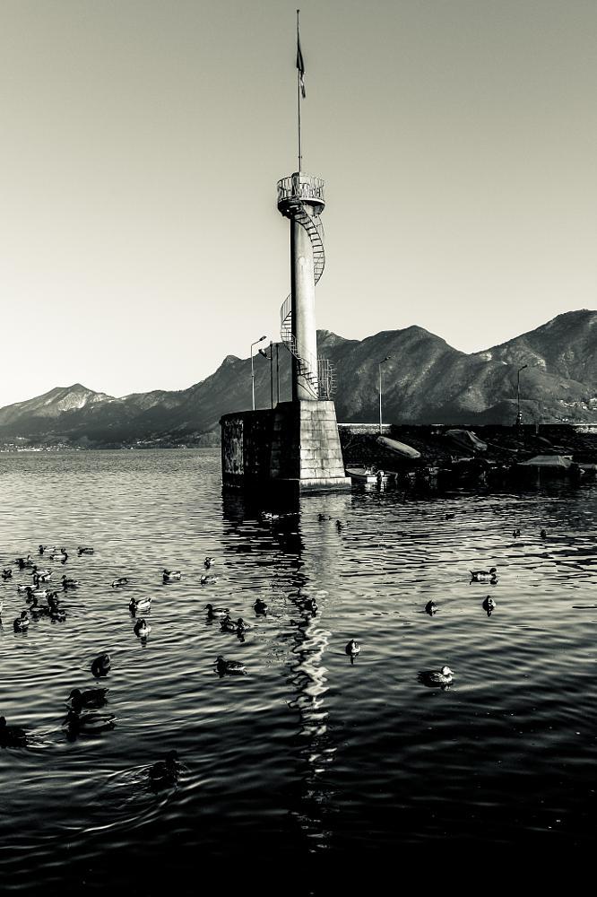 Photo in Black and White #canon #landscape #lake #landscape