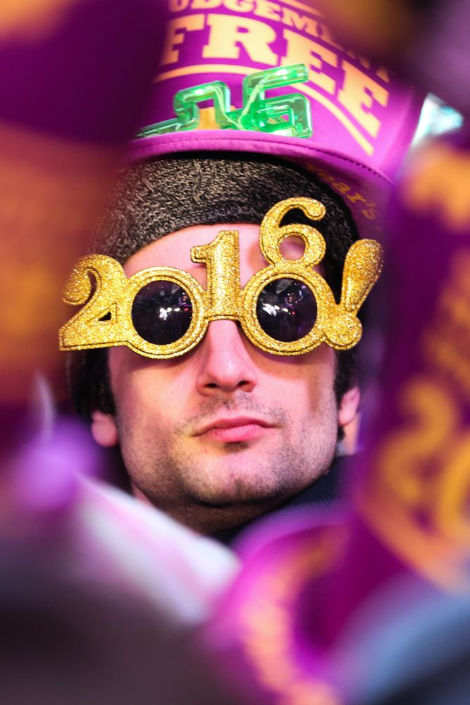 Photo in Street Photography #2016 #celebration #new years #nyc #places #times square