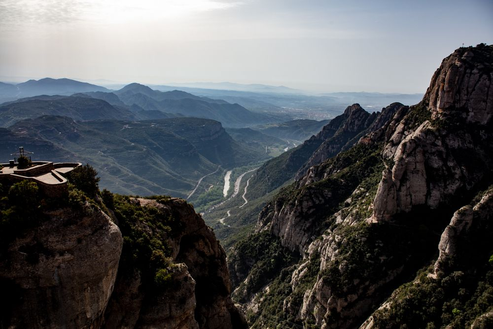 Photo in Landscape #landscape #travel #spain #mountains #valley