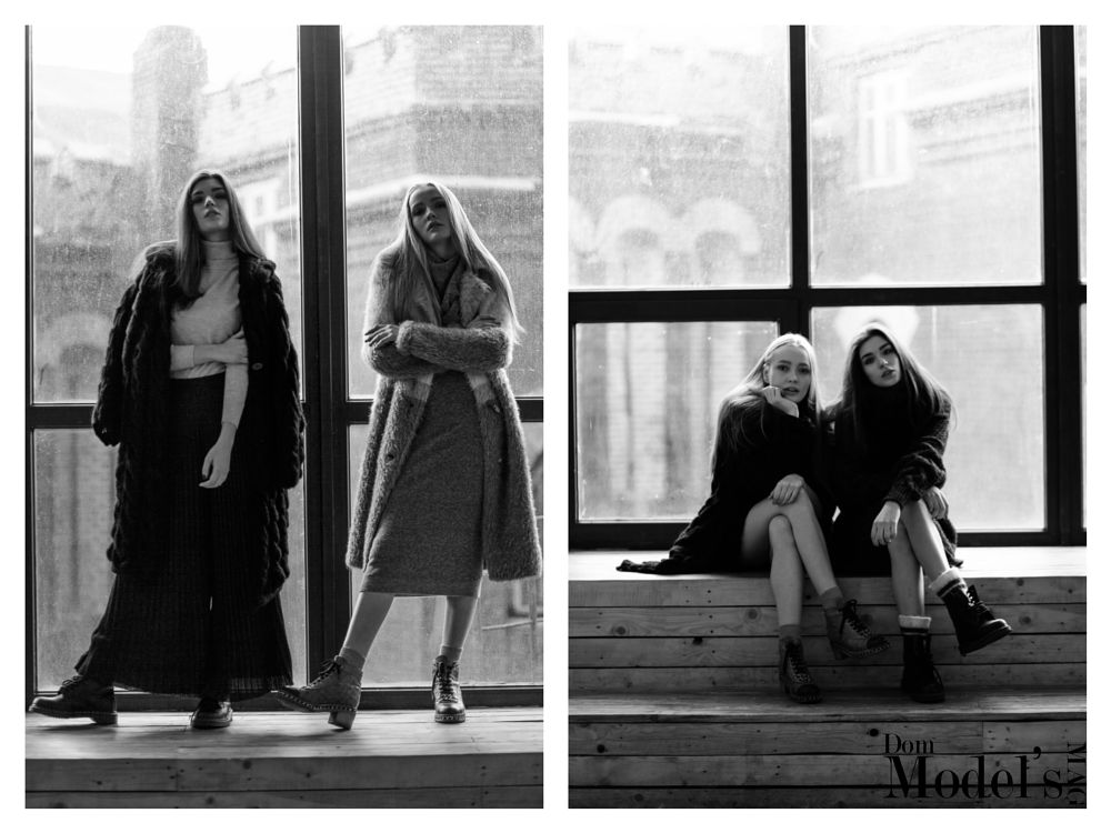 Photo in Fashion #magazine #girls #bw #fashion #editorial #beauty #styling