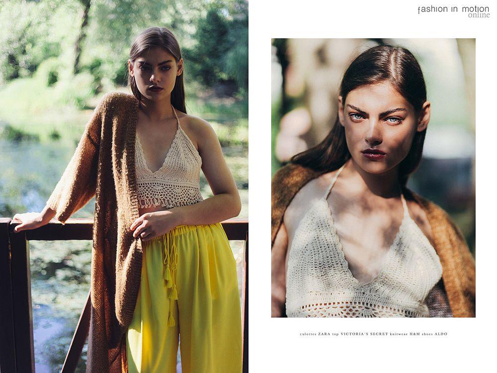 Photo in People #magazine #portrait #nature #makeup #beautiful #styling #girl #beauty #girlportrait #fashion #editorial #fashionmagazine #fashioninmotion #moscow #lights #sun #shadows #lighting #summer #story #editorial story