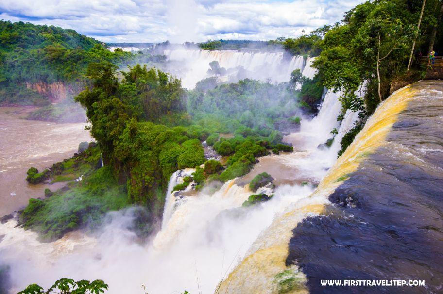 Photo in Nature #foz de iguacu #iguazu #brazil #waterfall #nature #unesco #wonder #beauty