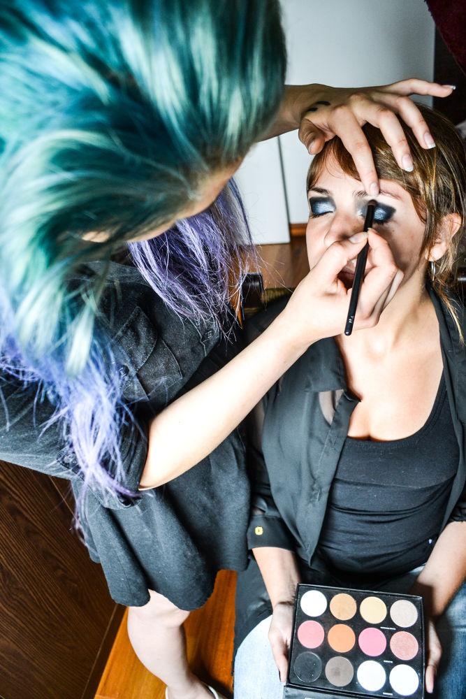 Photo in Fashion #make #maquiagem #beautiful