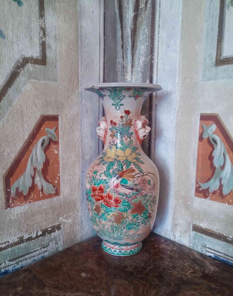 Photo in Random #jar #vase #home #decore #castle #color #minimal