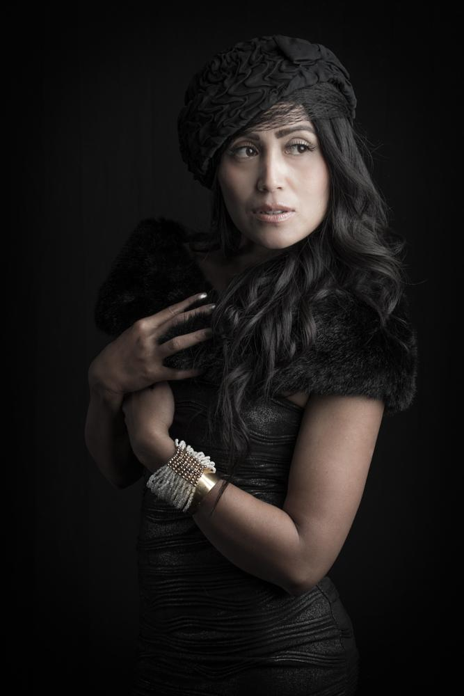 Photo in Portrait #portrait #color #beauty #dark