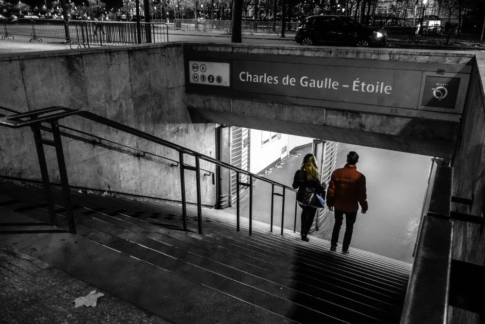 Photo in Street Photography #paris #sony rx100m2