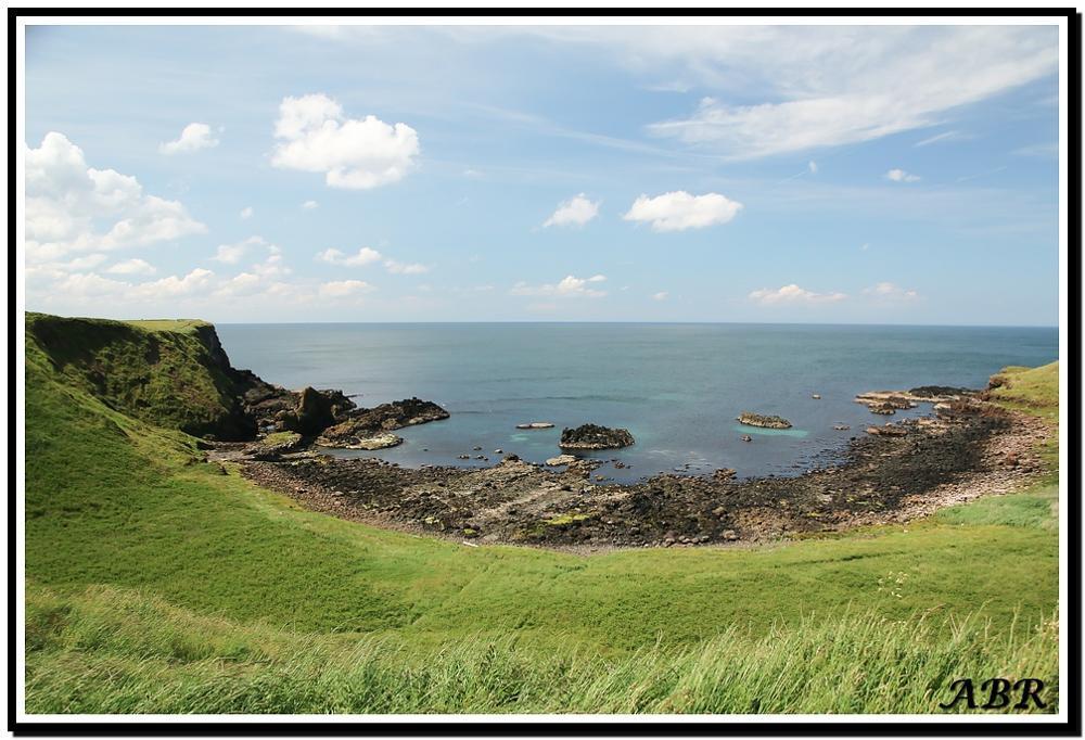 Photo in Landscape #bay #sea #water #blue #green #grass