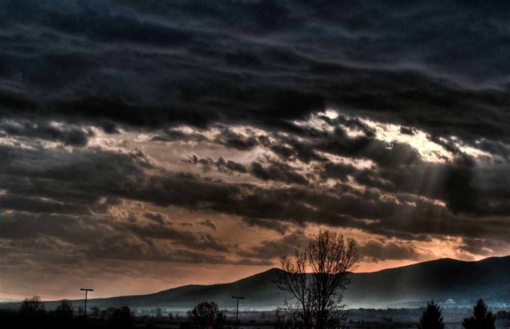 Photo in Random #photo #sunrise #hdr