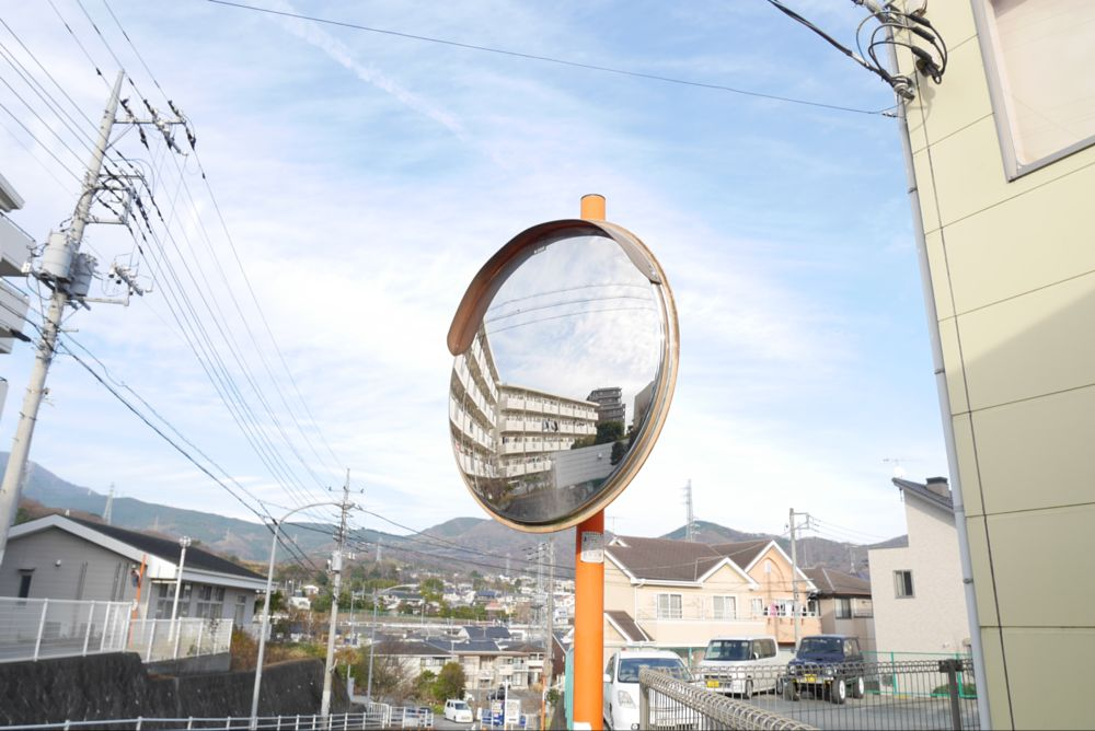 Photo in Random #photographer #photography #panasonic #japan #art #mirror
