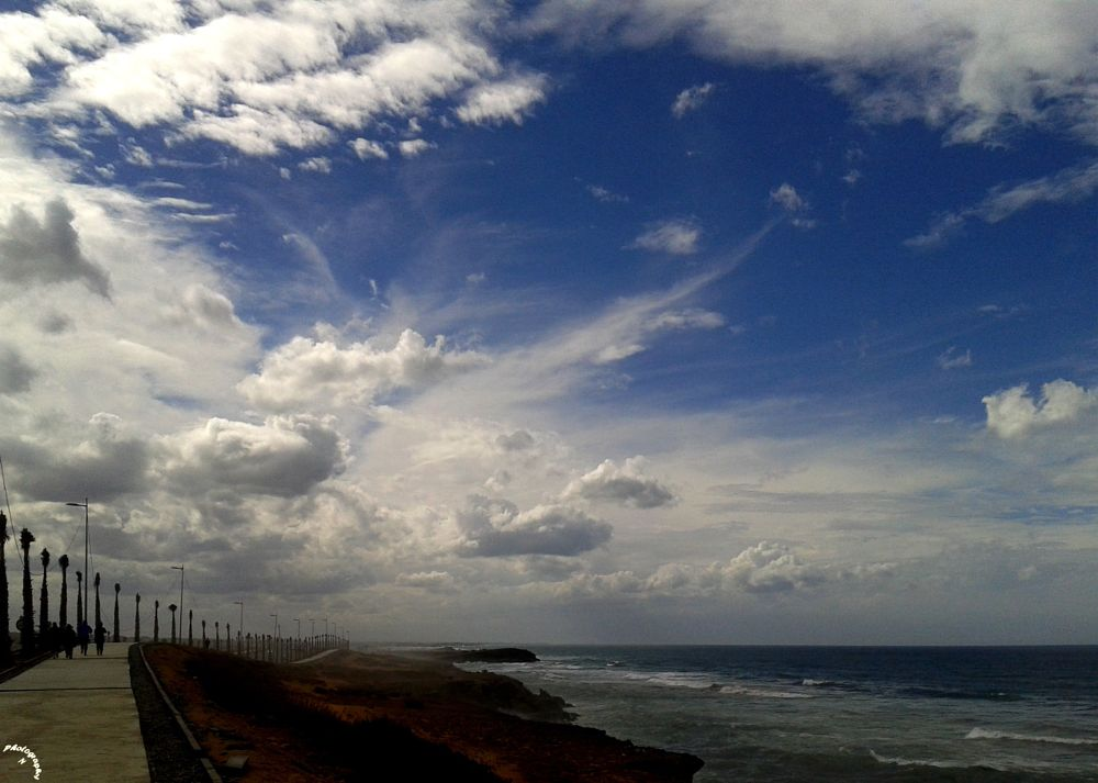 Photo in Landscape #billyrock #sea #clouds
