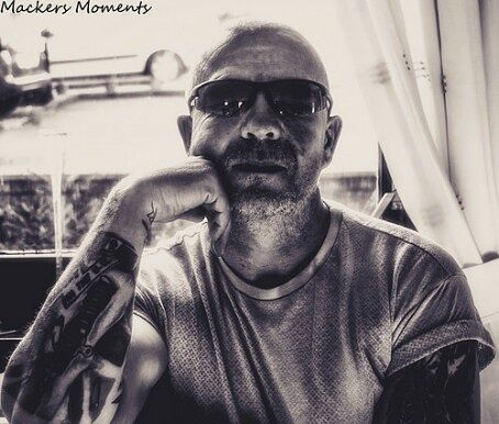 Photo in Portrait #mackersmoments #blackandwhite #portrait