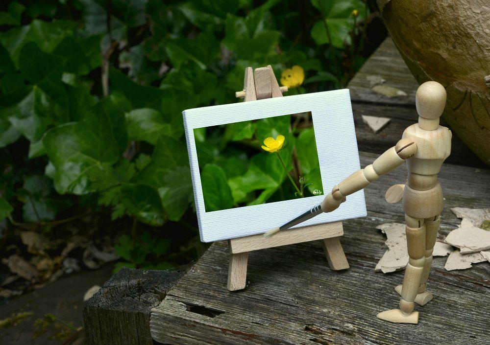 Photo in Still Life #mannequin #doll #fun #artist