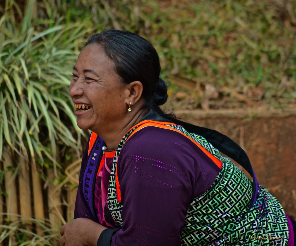 Photo in Portrait #people #travel #thailand #hill tribe