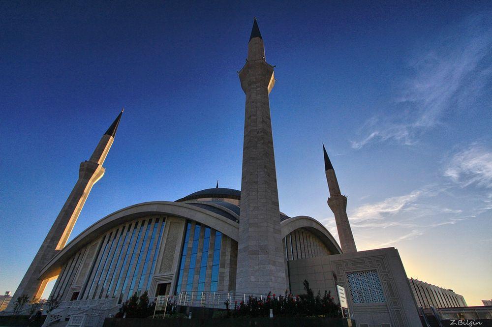 Photo in Architecture #mosque #ankara #turkey