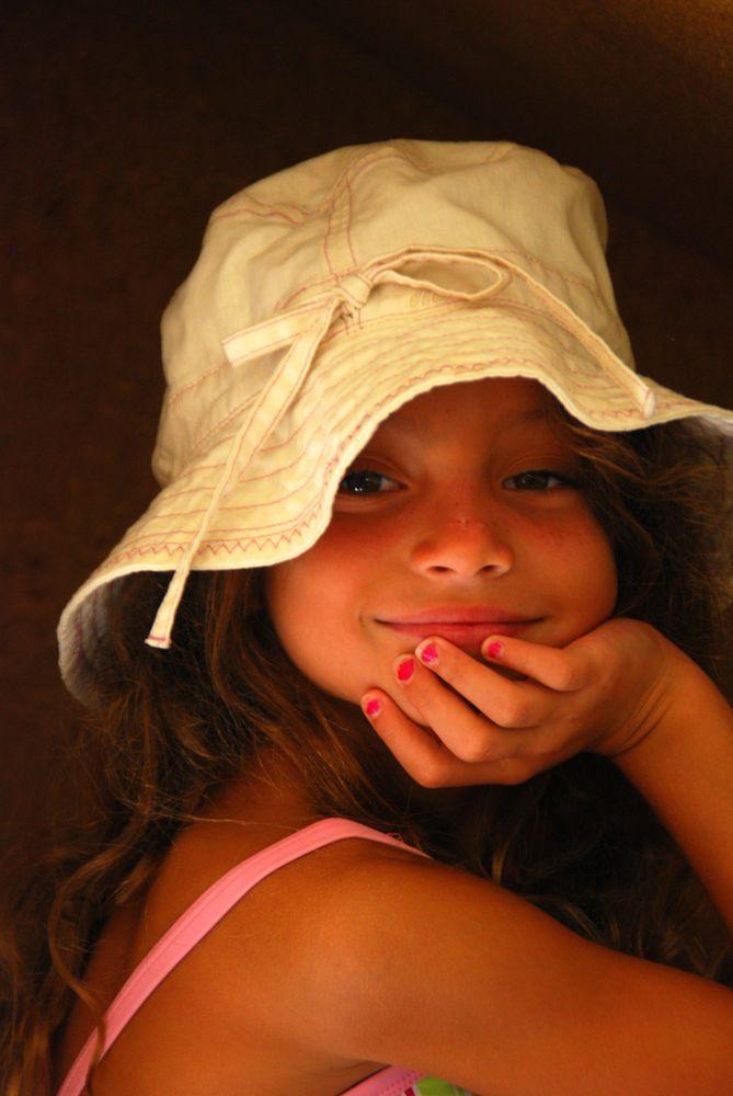 Photo in Portrait #portrait #sweet girl #natural