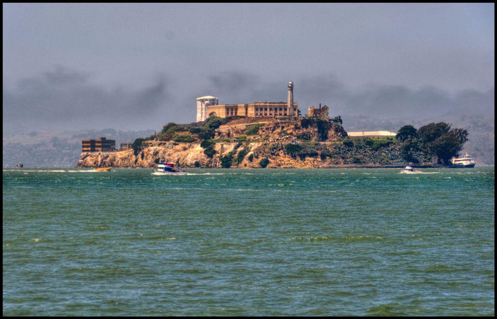 Photo in Random #prison #alcatraz #san francisco bay