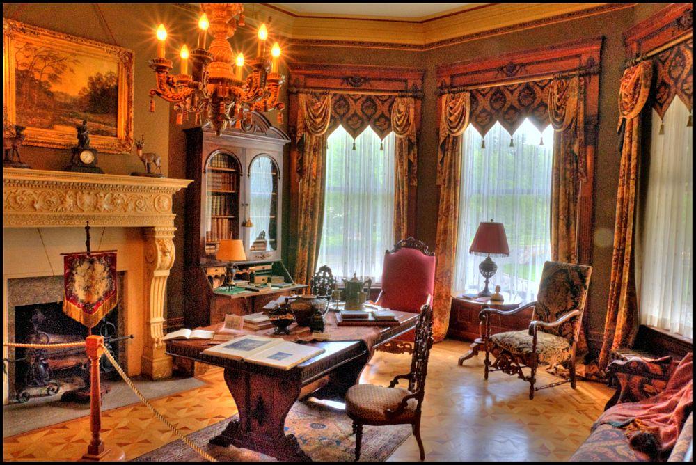Photo in Vintage #old house #parlor #vintage