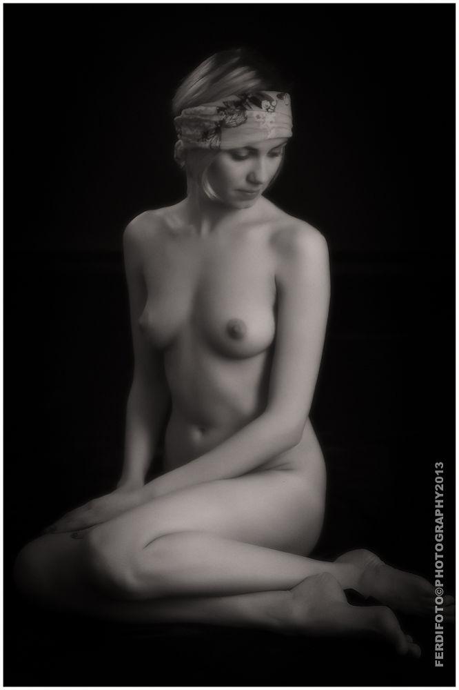 Photo in Nude #giulia #ferdifoto #trieste italy #glamour