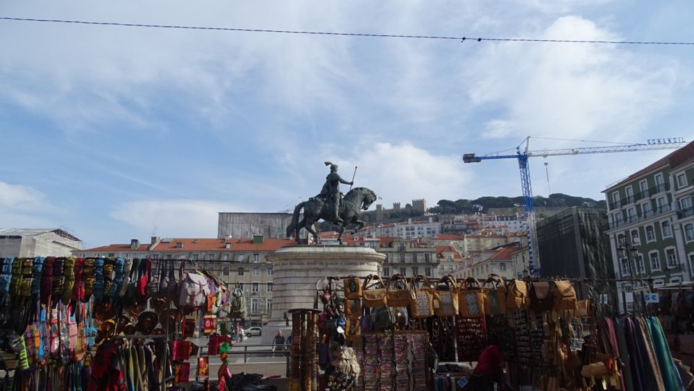 Photo in Cityscape #lisbon #portugal #historical square