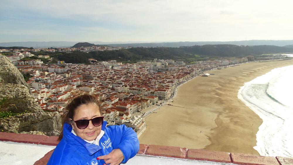 Photo in Travel #nazaré #tourism portugal #best world beaches #eat fish