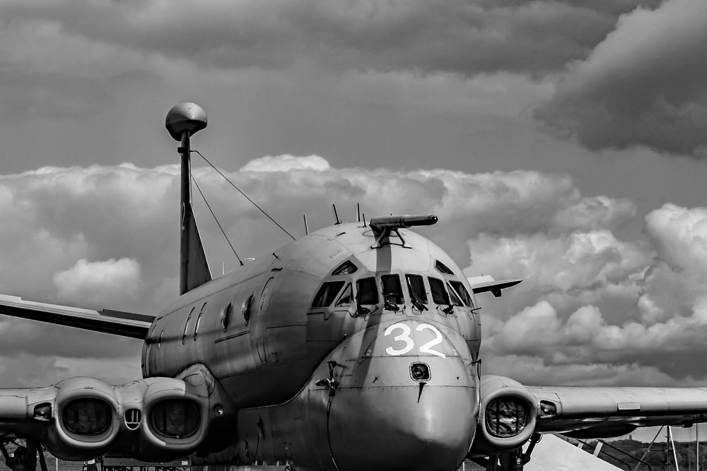 Photo in Vehicle #nimrod #aircraft #aviation #classic