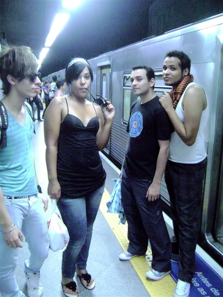 Photo in Random #metrô