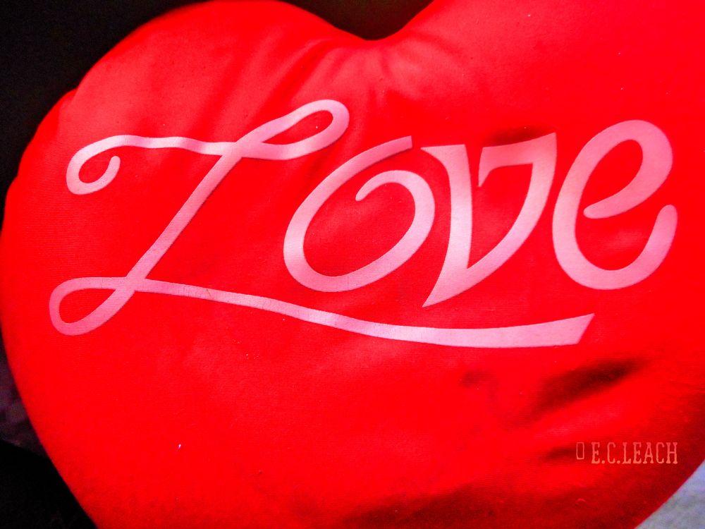 Photo in Random #pillow #love #heart