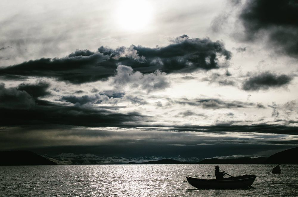 Photo in Travel #people #lake #titicaca #bolivia