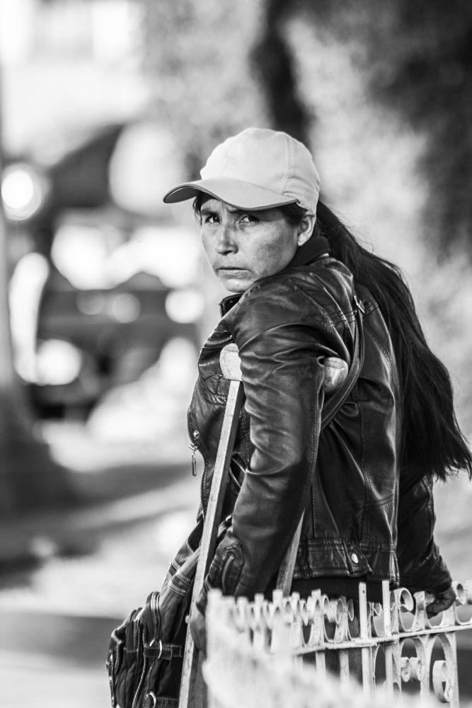 Photo in Street Photography #portrait #blackandwhite #people #street