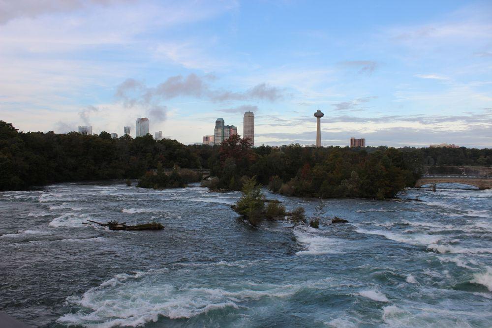 Photo in Landscape #river #water #niagara #new york