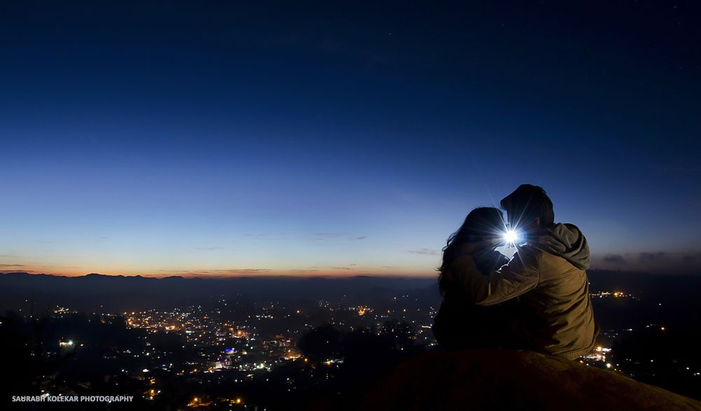 Photo in People #kiss #couple #beautiful #landscape
