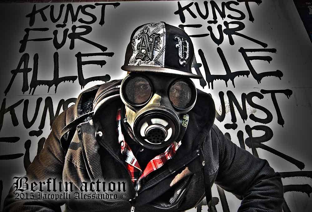 Photo in Random #gas mask #art #berlin