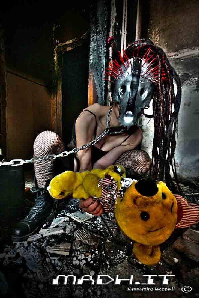 Photo in Random #winnie pooh killed #funnyù #burning