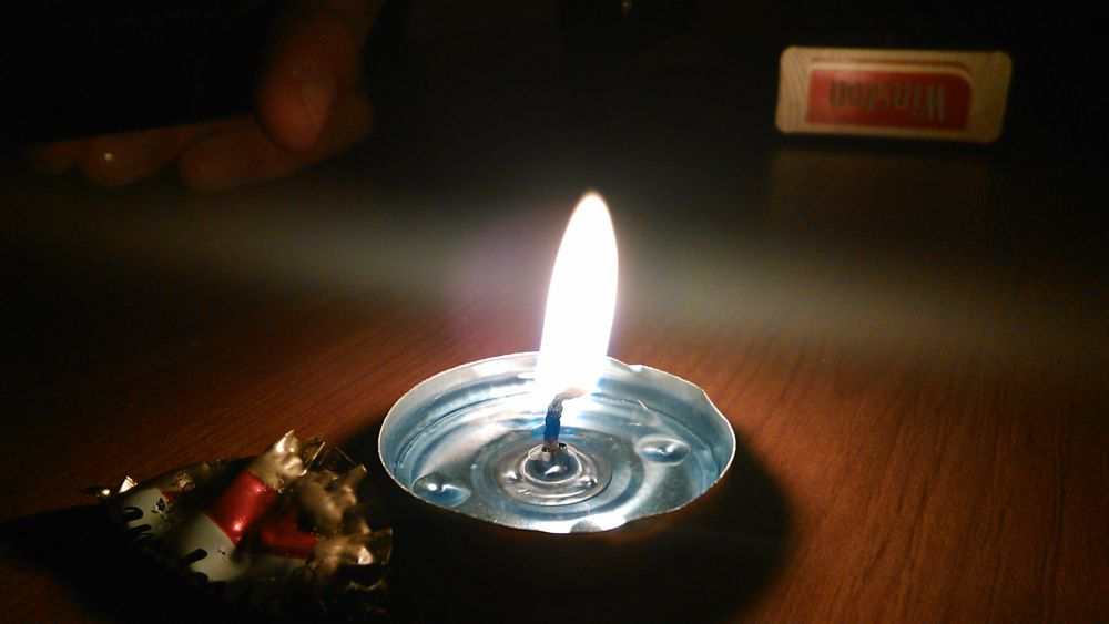 Photo in Random #candle #light #fire