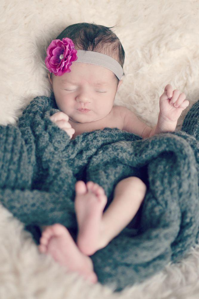 Photo in Family #newborn #infant #baby #girl #newborn baby #flower
