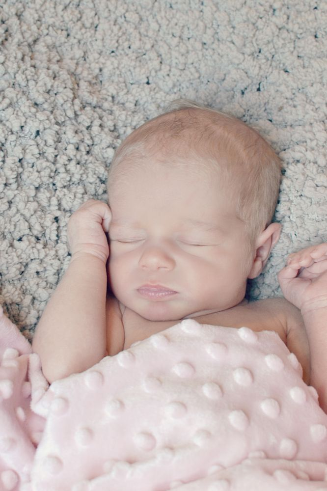 Photo in Family #newborn #newborn baby #baby #baby girl #kids #children #infant #pink #rose color